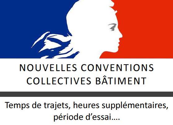 Suspension Des Conventions Collectives Des Ouvriers Du Batiment